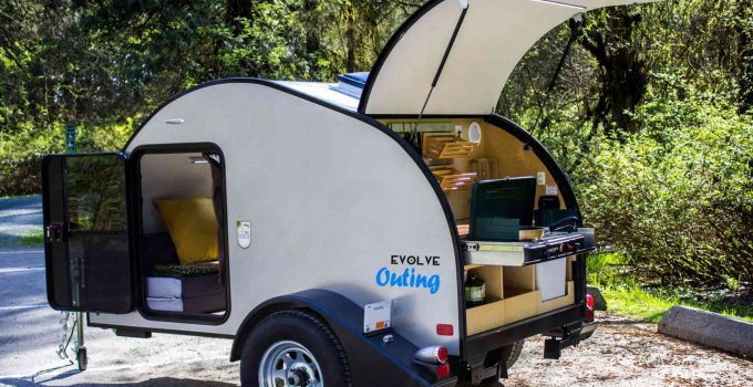 how to build a teardrop trailer
