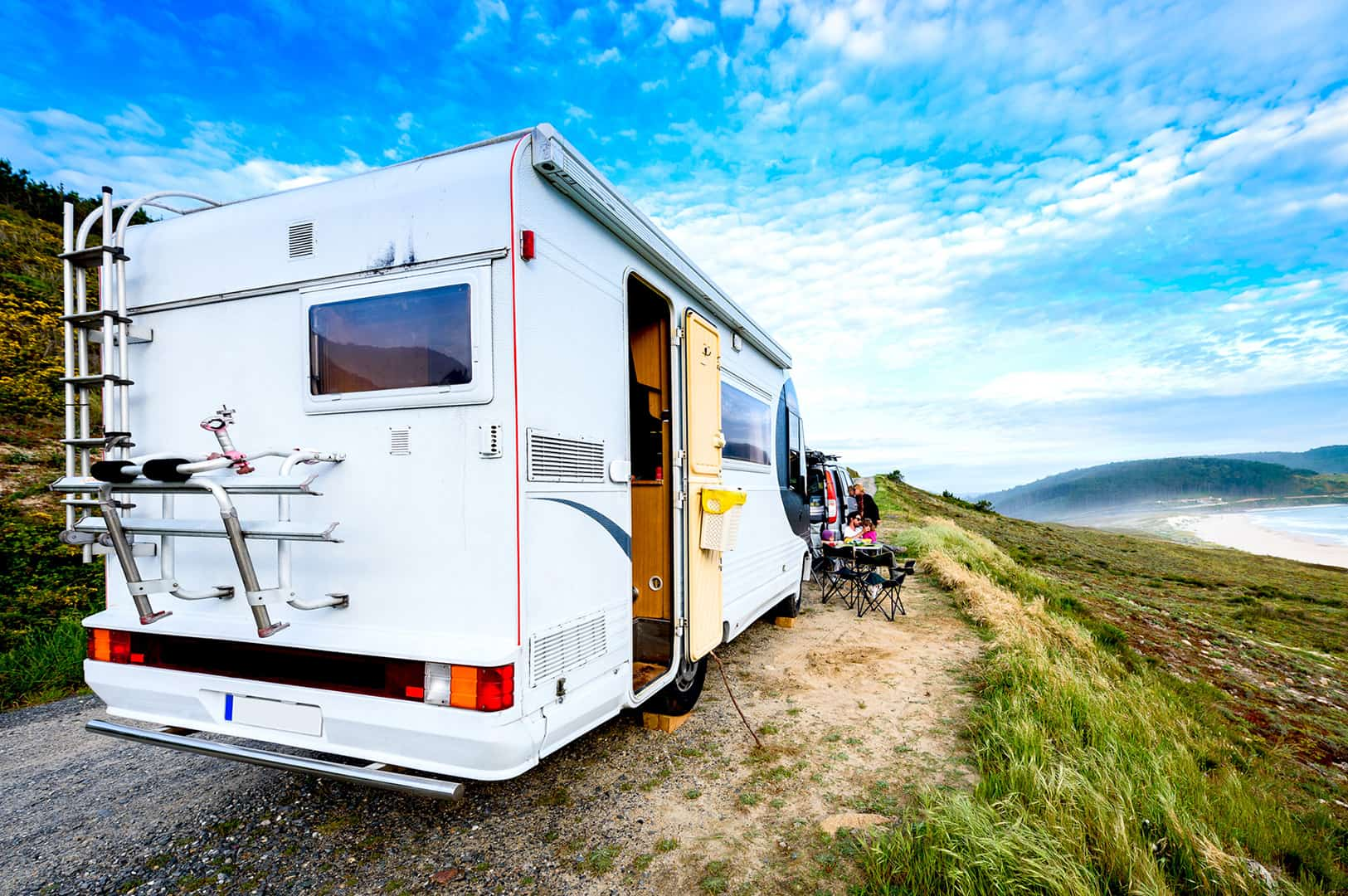 Rv camping - cover