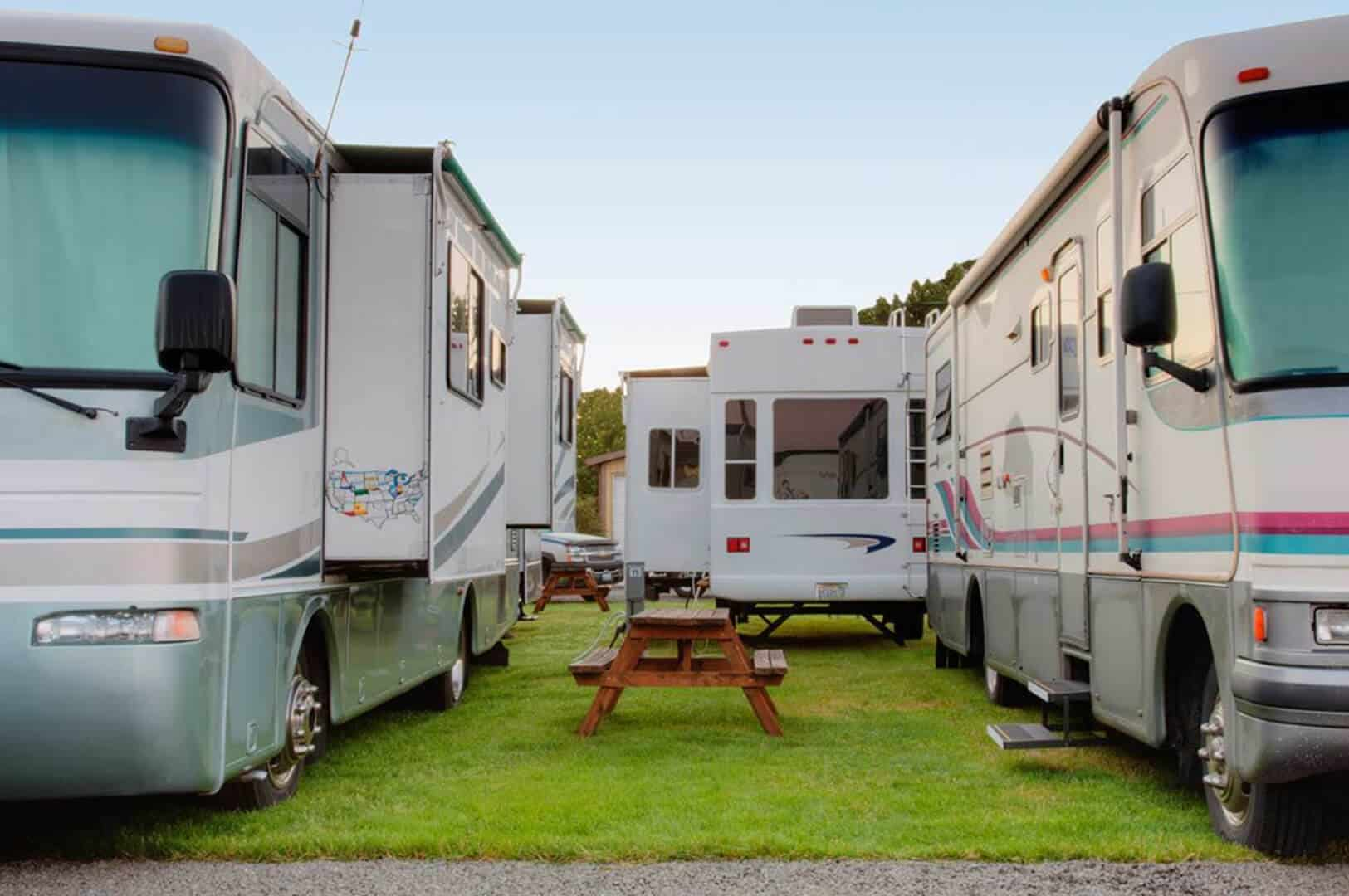 Different Types Of RVs: A Complete Comparison