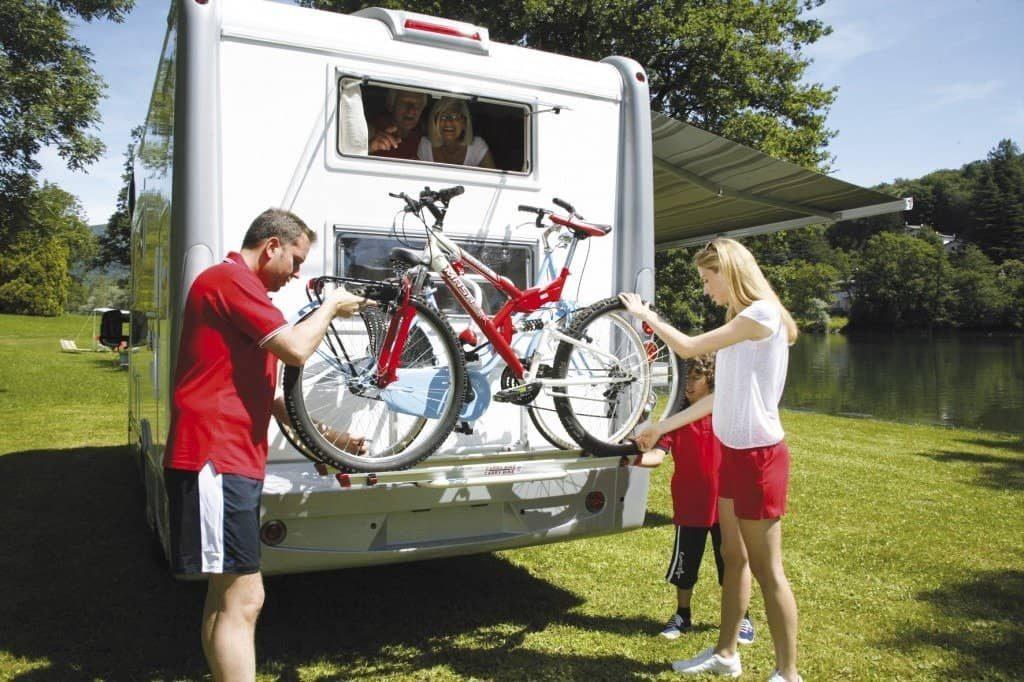 bike carrier for travel trailer