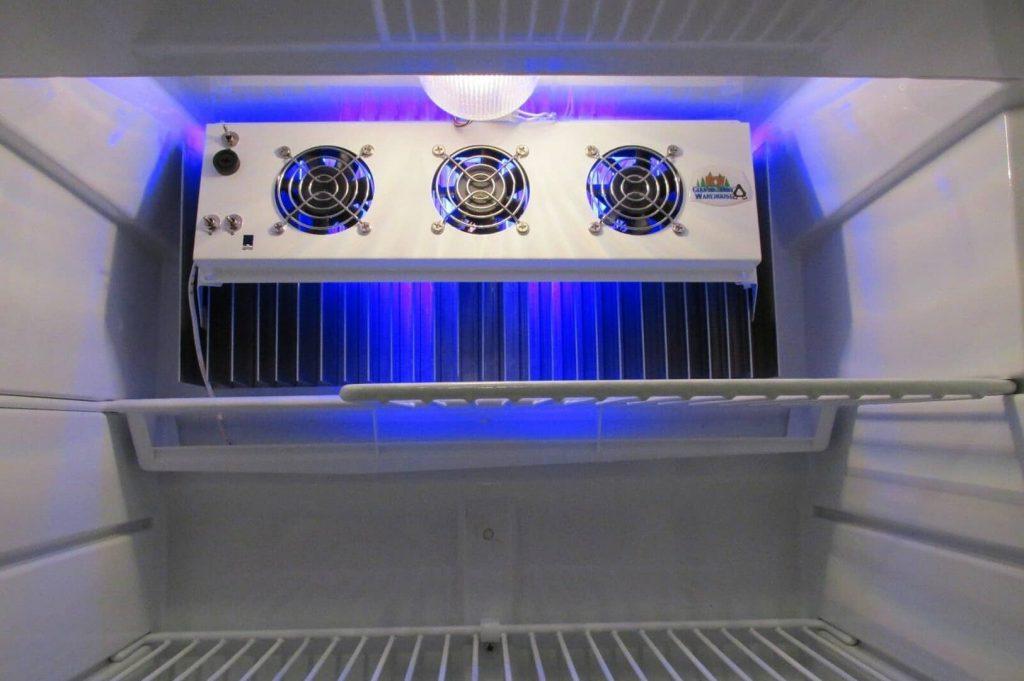 best rv refrigerator fan