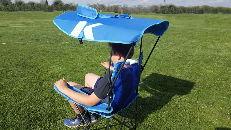 lightweight folding up reclining camping chairs