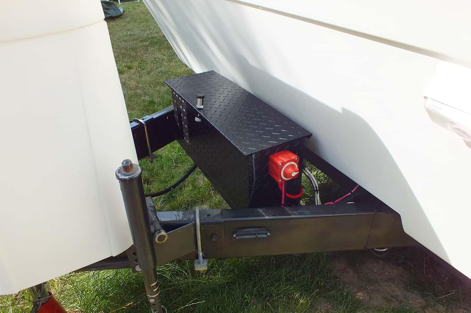 best RV battery box