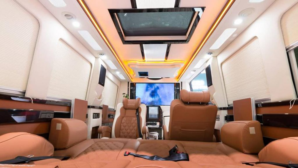 mounting a tv in an rv