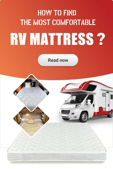 RV Mattress Banner