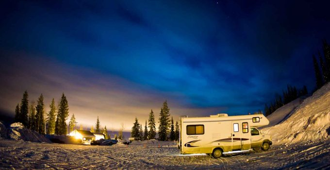 30 amp and 50 amp RV hookups