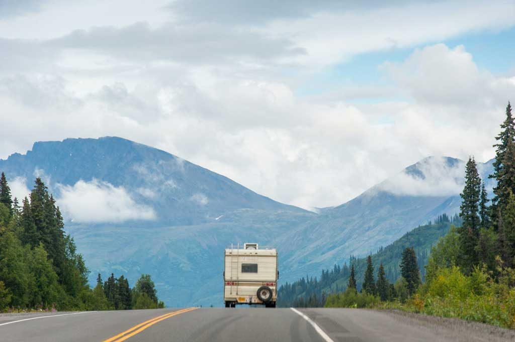 how to drive a motorhome