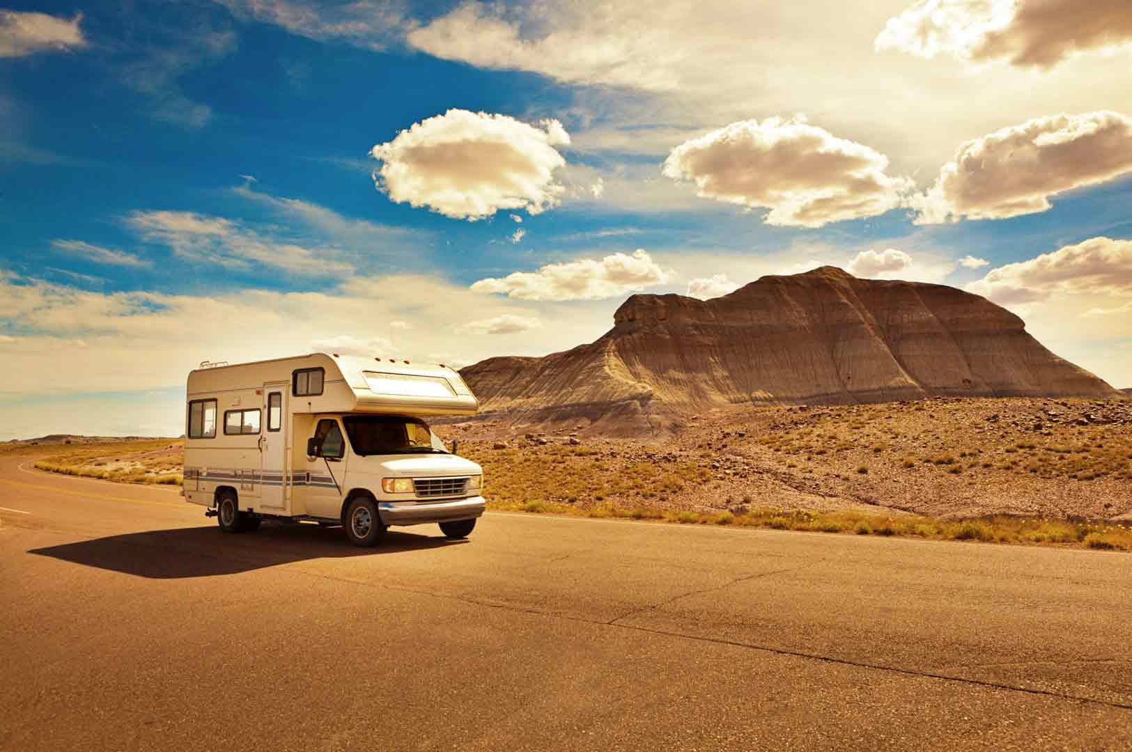 Considering An RV - cover