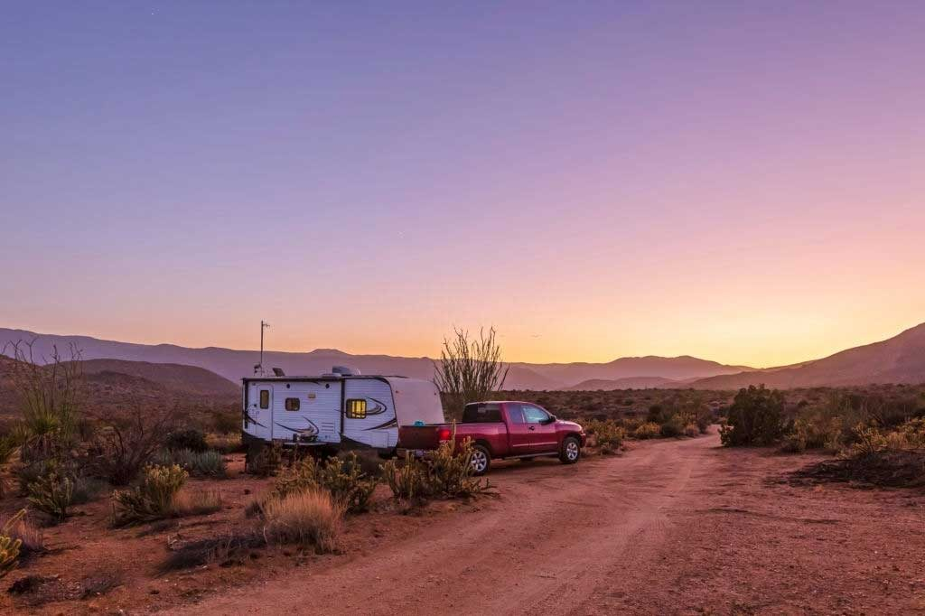 moving into an rv full time