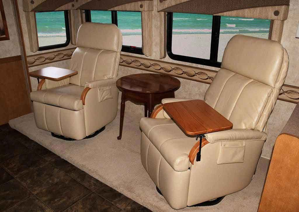 rv couch recliner