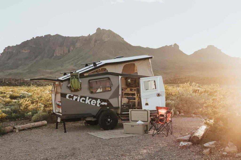 lightweight travel trailers under 5000 lbs