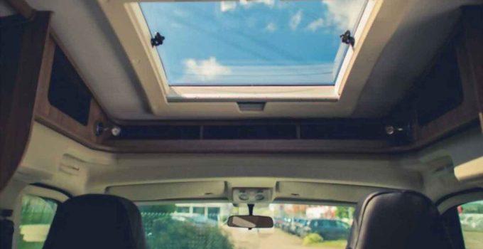 how to measure rv skylight