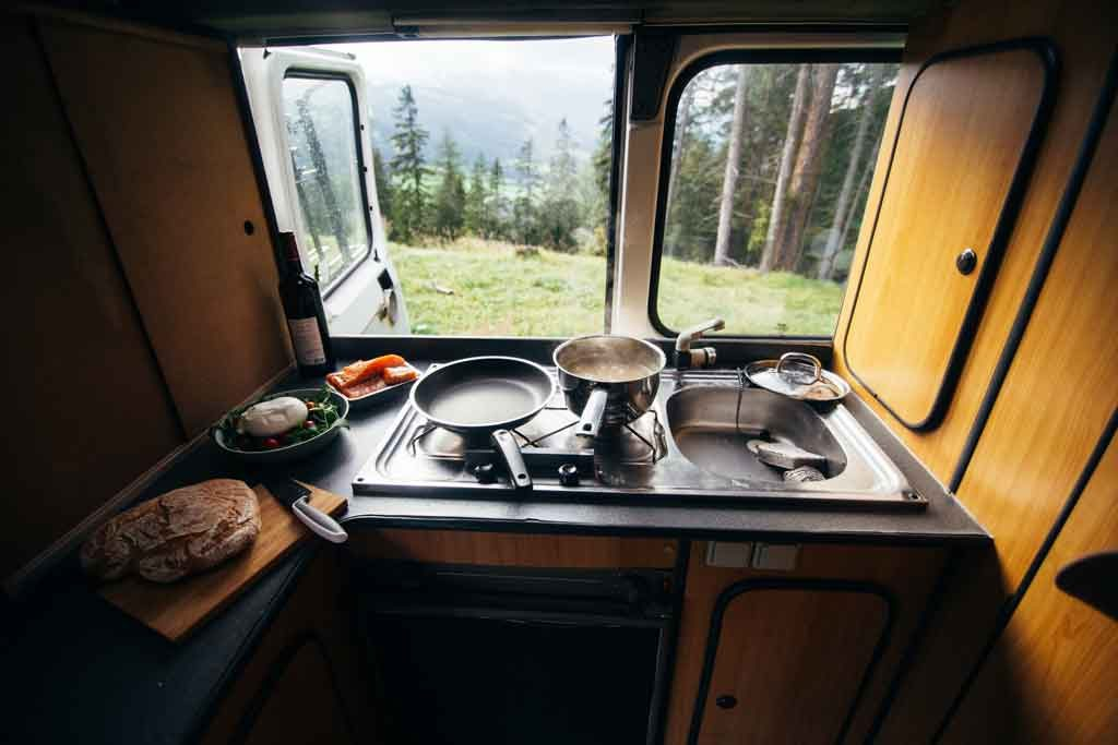 camping meals for large groups