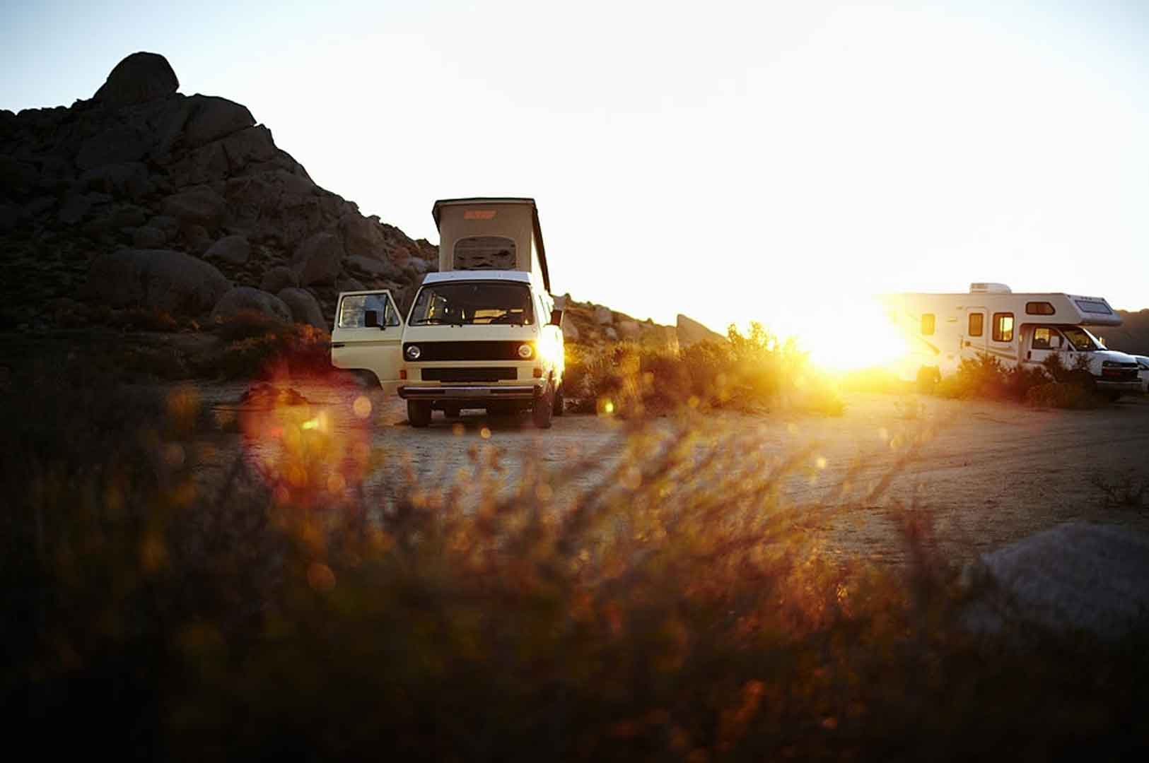 What Is Good Mileage For A Used RV?