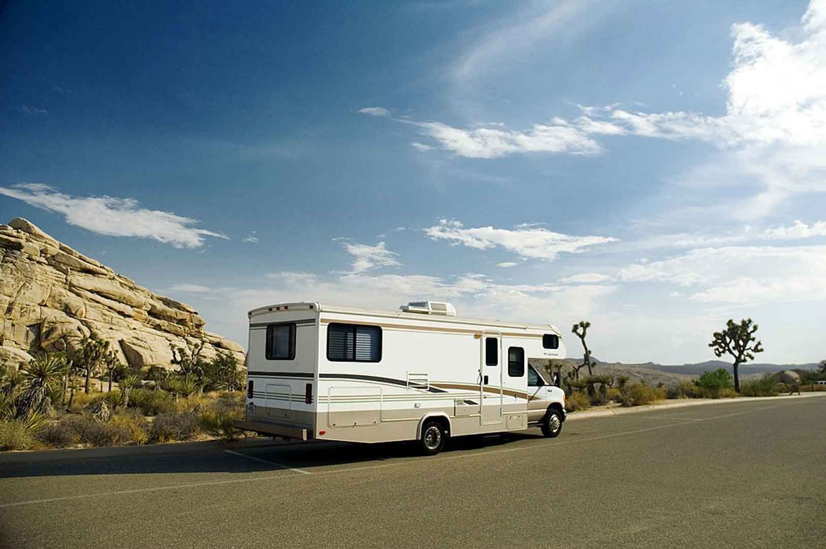 Can Solar Panels Power An RV Air Conditioner?