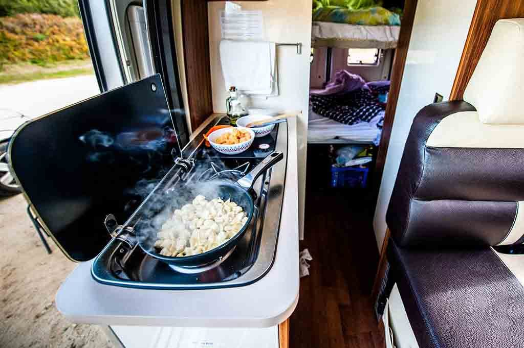 rv cooking accessories