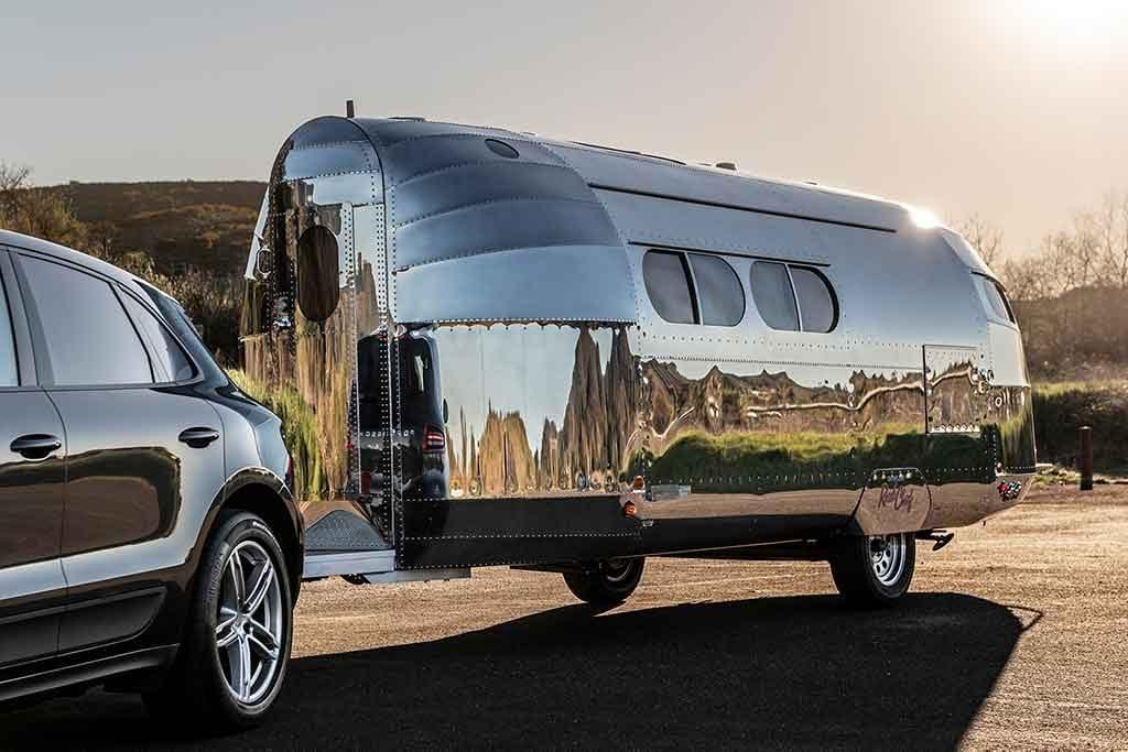 aluminum frame travel trailer