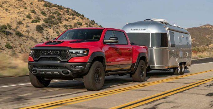aluminum travel trailer