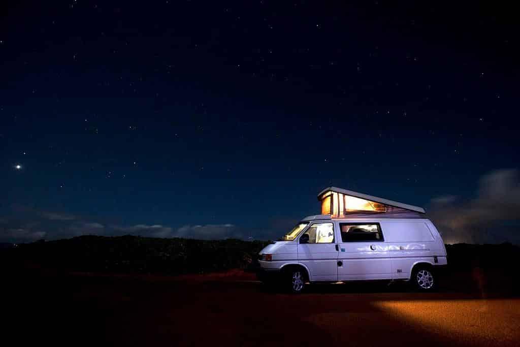 best vans for camper conversion