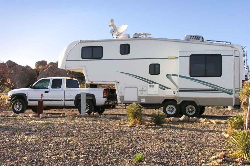luxury 5th wheel campers