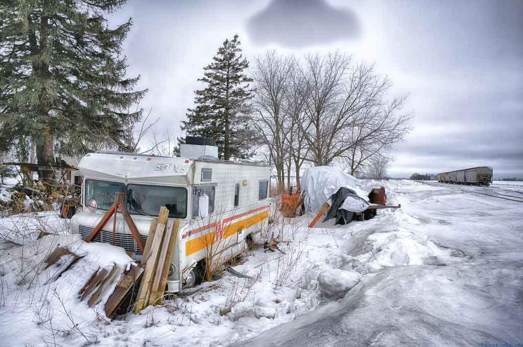 retro style travel trailers