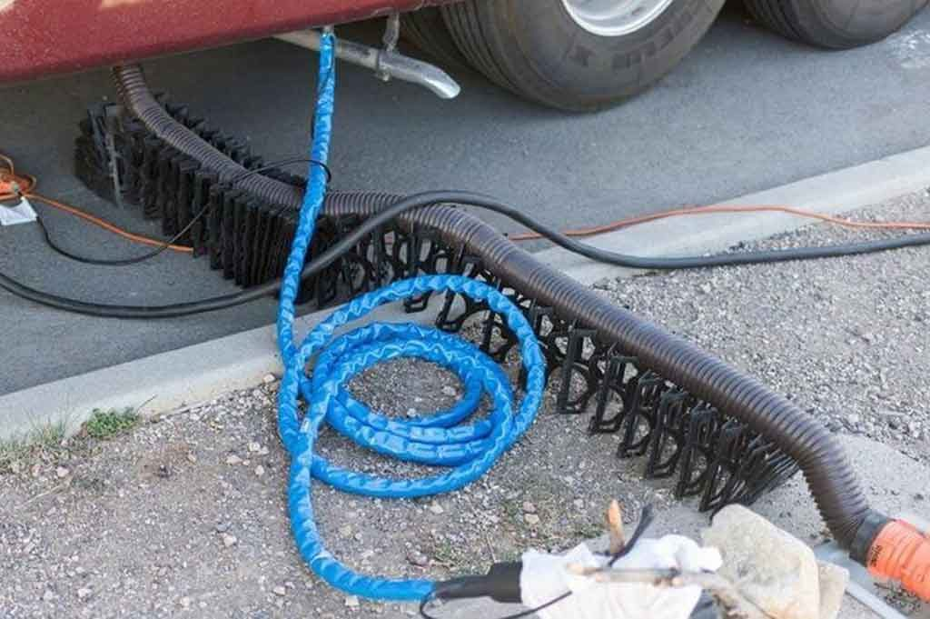 insulated rv water hose