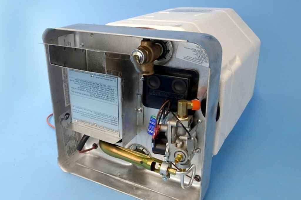 suburban hot water system