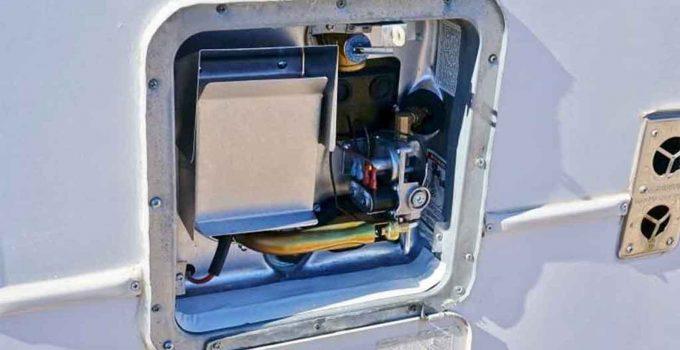 suburban rv hot water heater