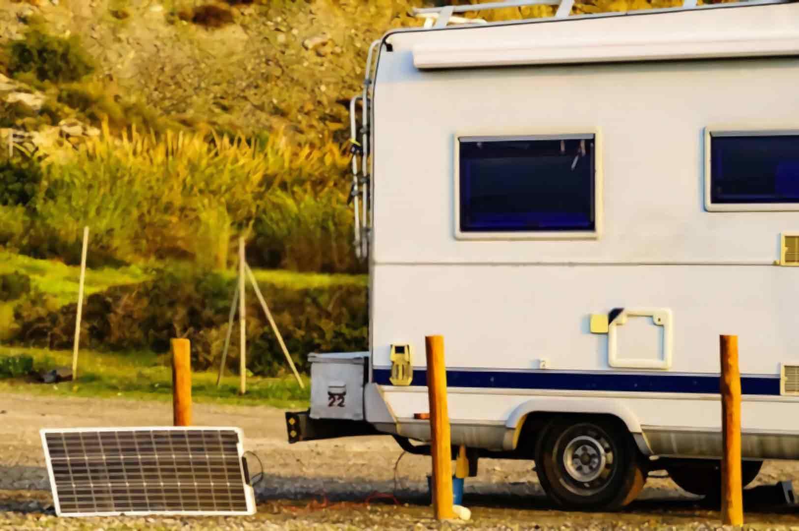 flexible solar panels for rv