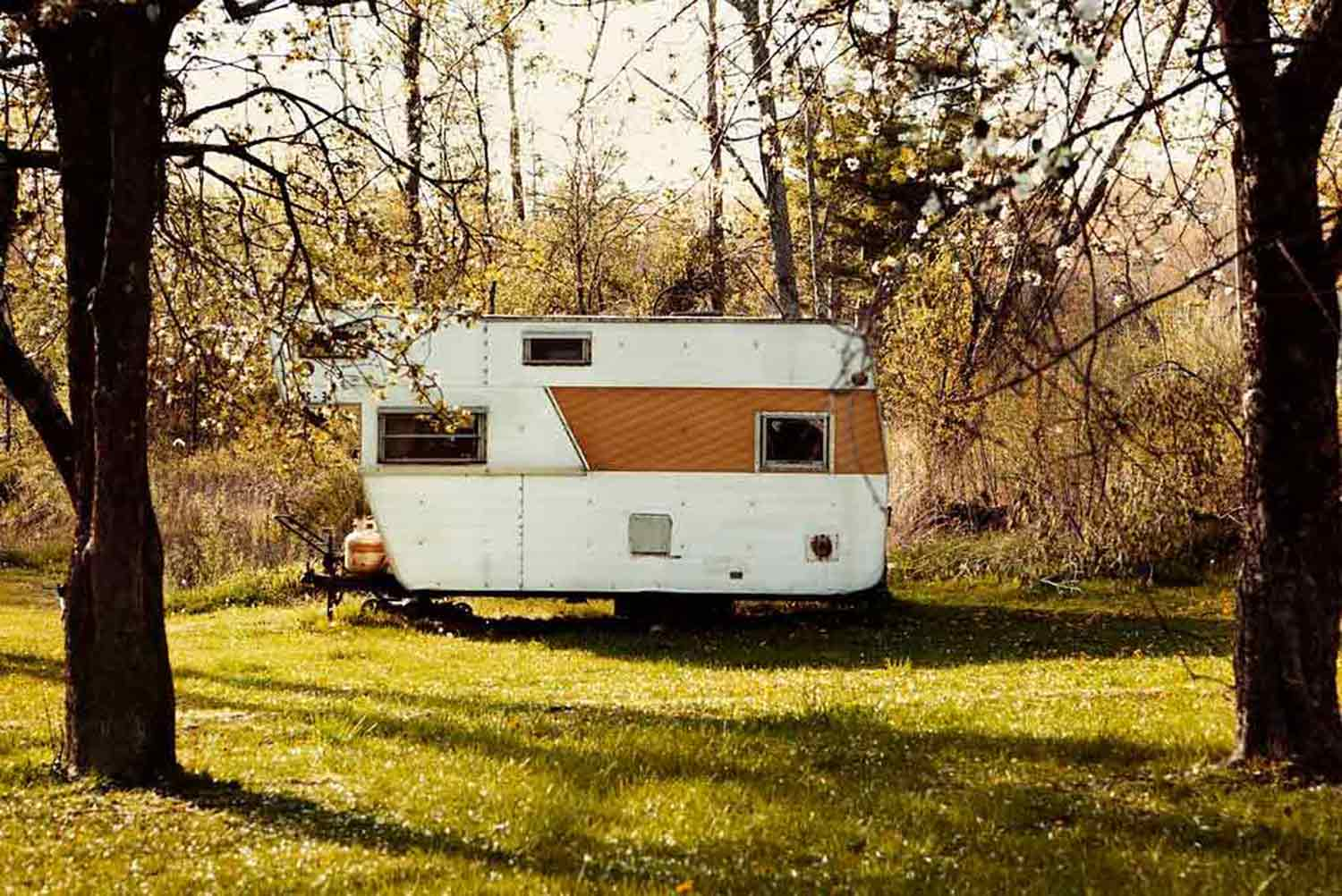 how to get rid of an old motorhome
