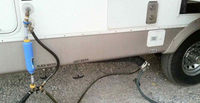 rv plumbing system basics